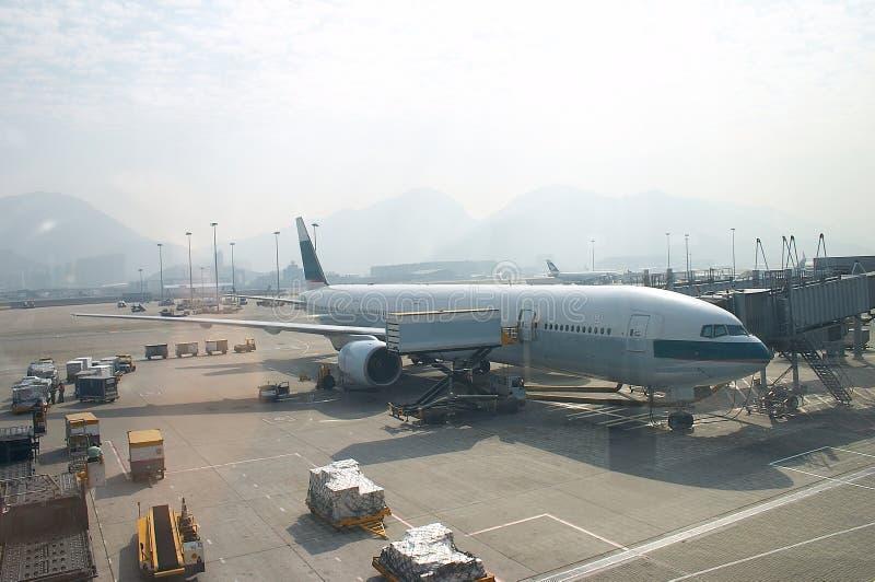 Avião 2 imagens de stock royalty free