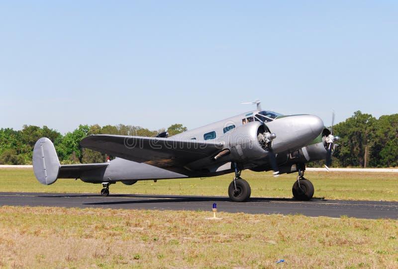Avião da carga de WW II fotos de stock