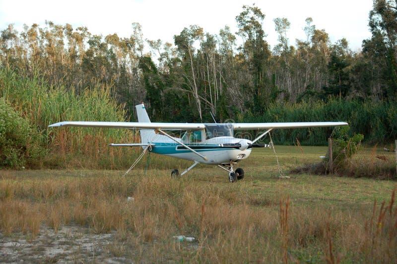 Avião de Cessna 172 imagens de stock