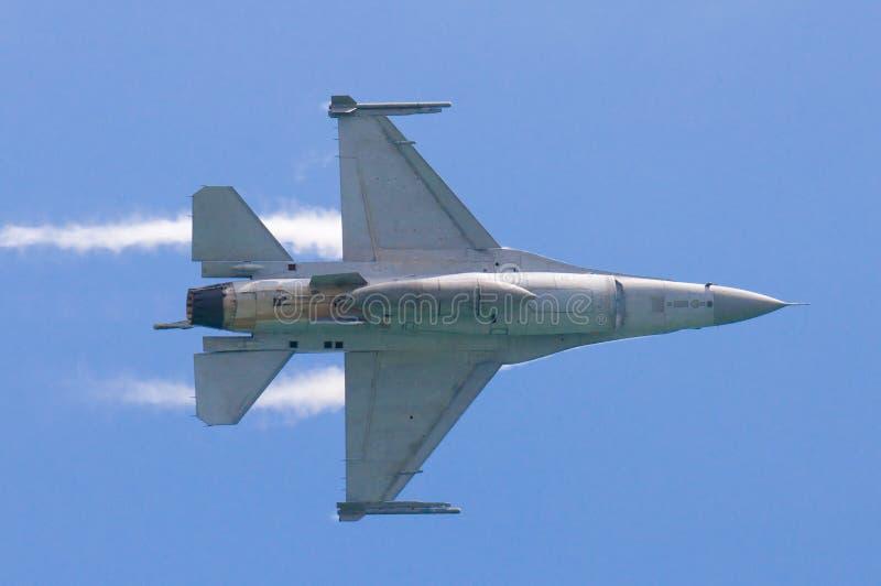Avião de combate foto de stock