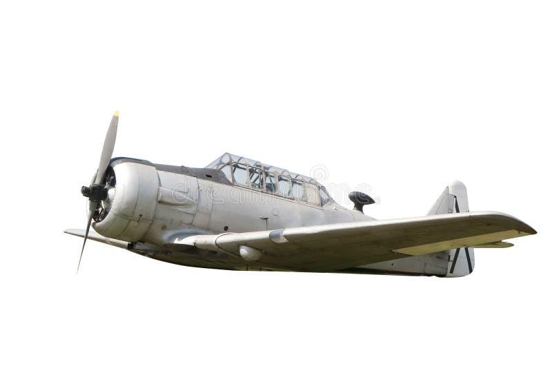 Avião de combate da hélice da guerra imagens de stock royalty free
