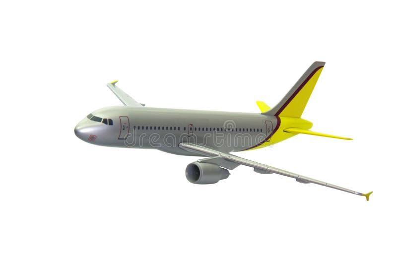 Avião do vôo ilustração stock