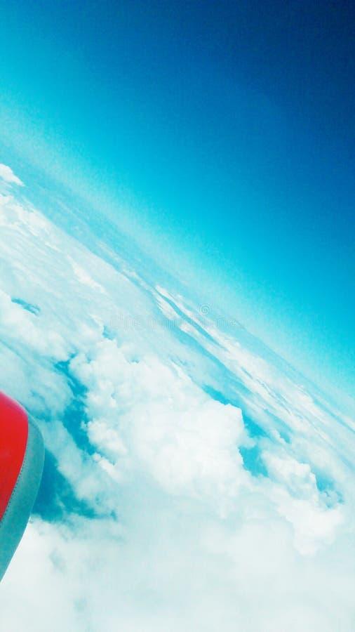 Avión de Sun fotografía de archivo
