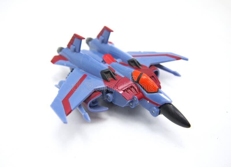 Avión del juguete fotografía de archivo libre de regalías