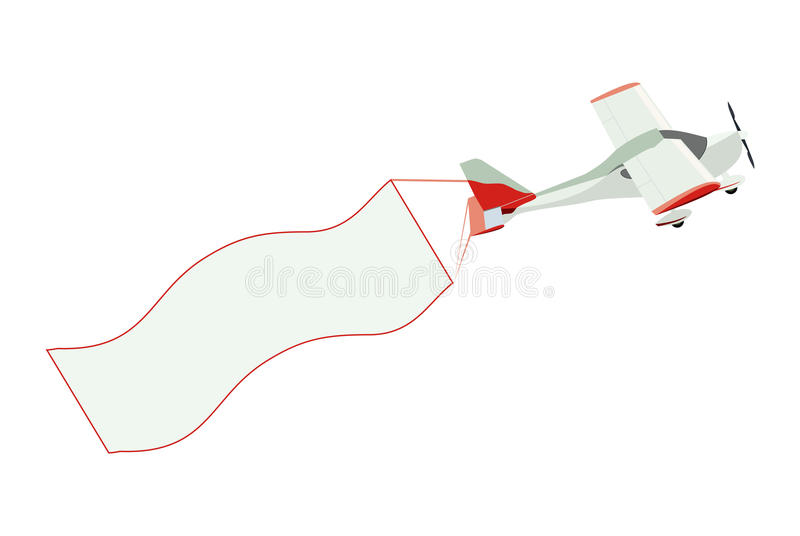 Aviões ilustração do vetor