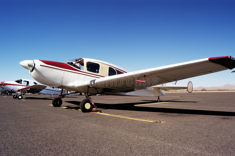Aviões Antigos 2 Imagens de Stock Royalty Free
