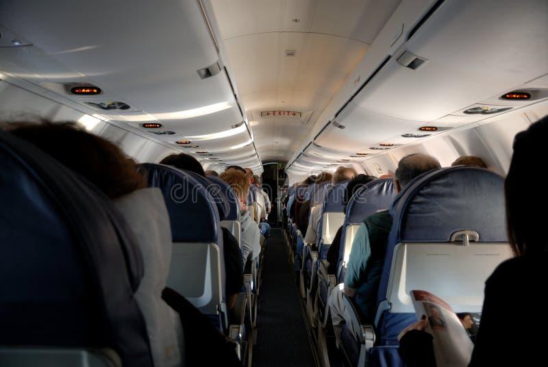 Aviões de American Airlines imagens de stock