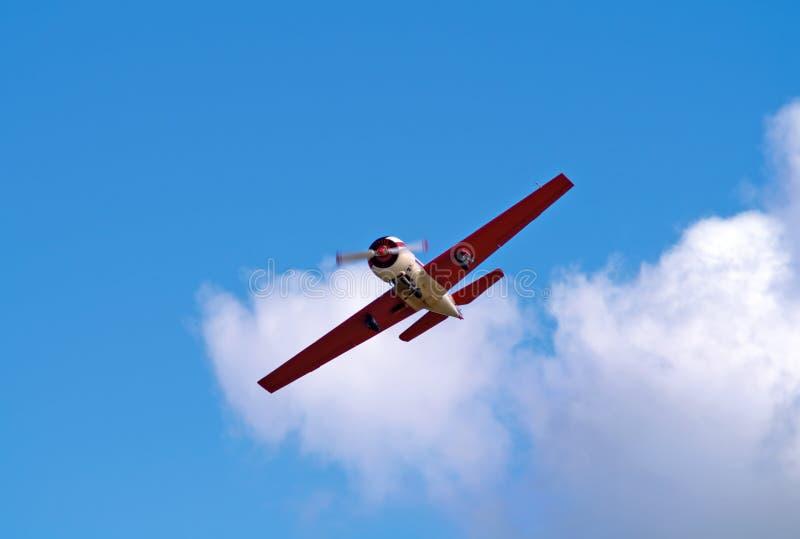 Aviões do vôo imagens de stock