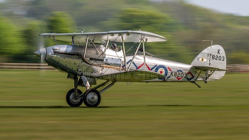 Aviões 1937 do vintage de Demon do vendedor ambulante imagem de stock