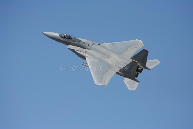 Aviões F-15 imagem de stock royalty free