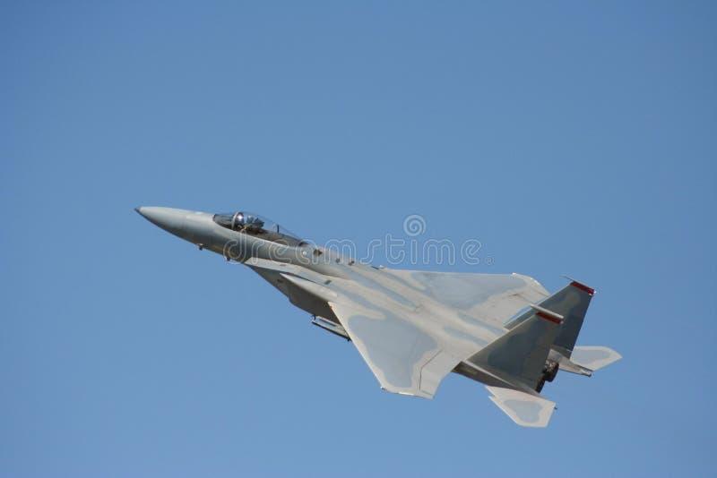 Aviões F-15 fotos de stock royalty free