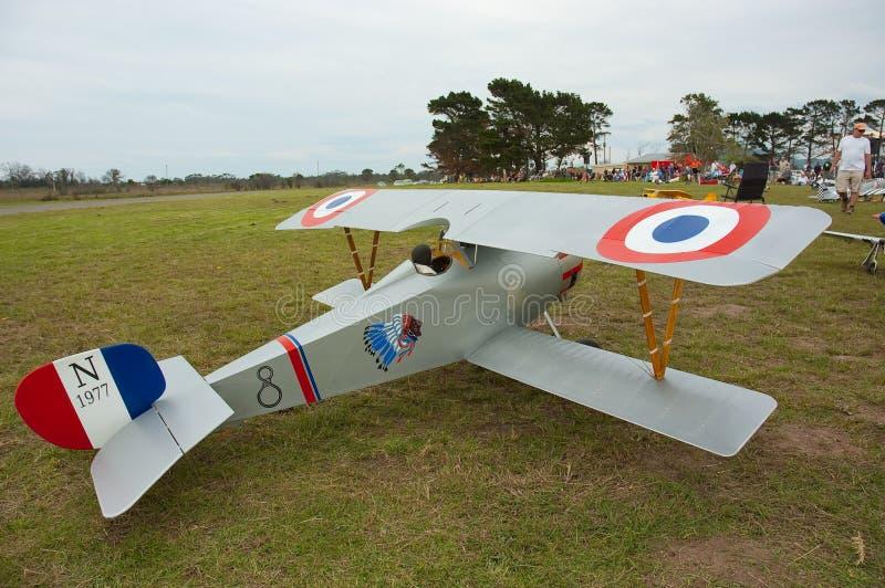 Aviões modelo África do Sul fotografia de stock royalty free