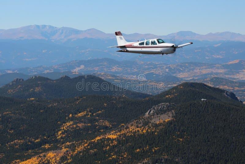 Aviação geral imagem de stock