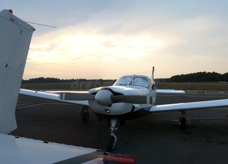 Aviación foto de archivo
