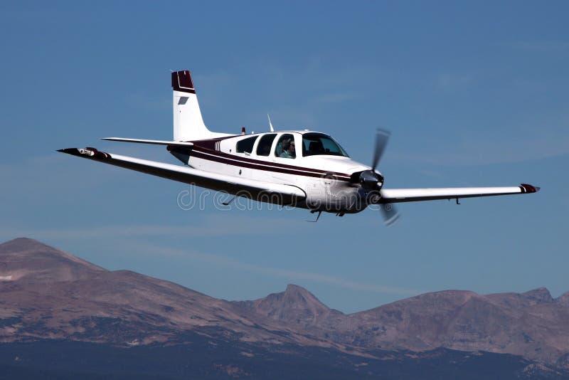 Aviación general foto de archivo