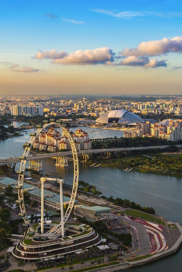 Aviador de Singapur imagen de archivo libre de regalías