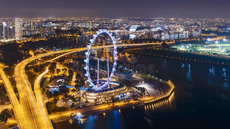 Download Aviador de Singapur fotografía editorial. Imagen de arena - 42435487