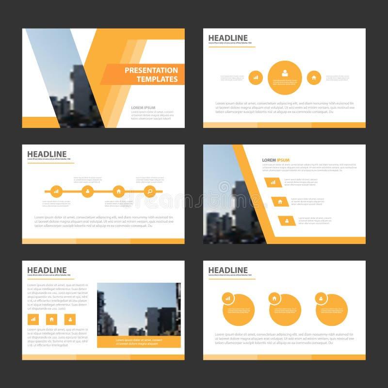 Aviador determinado del folleto del márketing de publicidad de Infographic de los elementos del icono de la presentación del dise libre illustration