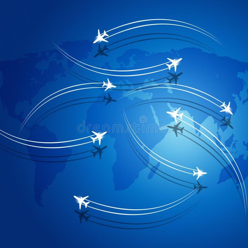 Free Aviation Background Royalty Free Stock Image - 33690316
