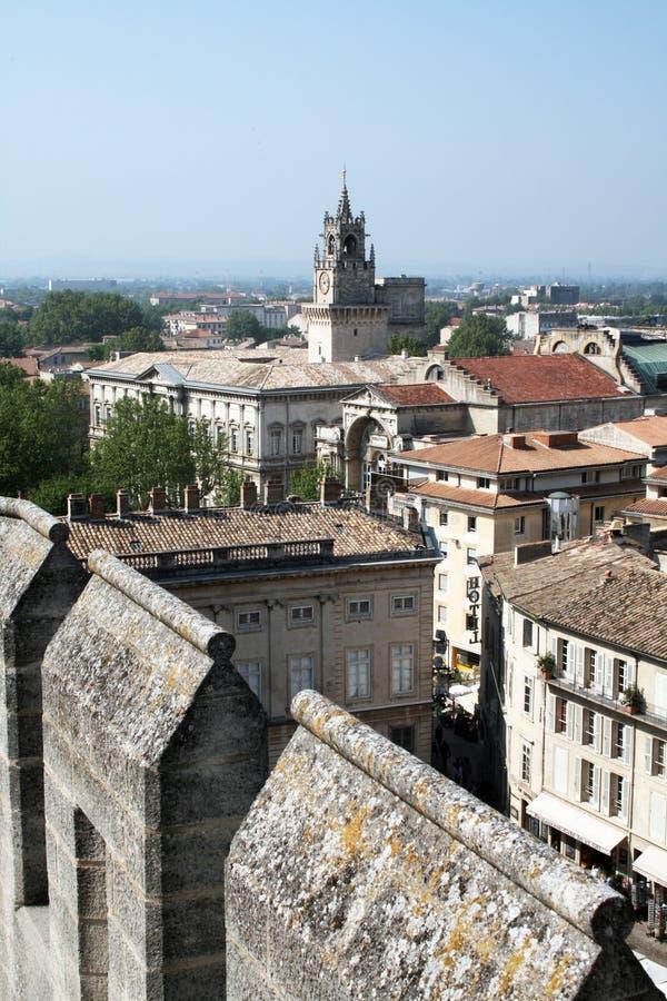 Avignon royalty-vrije stock afbeeldingen
