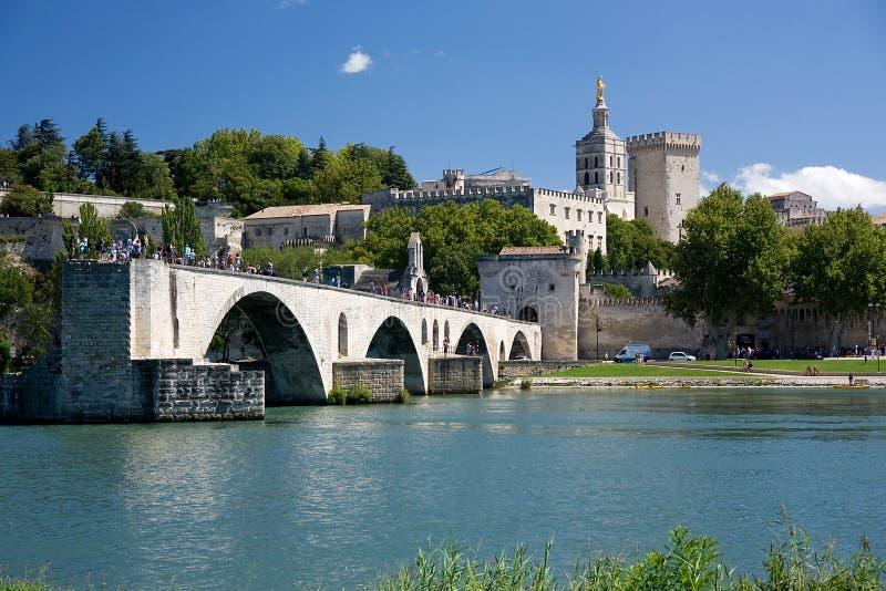 Avignon foto de archivo libre de regalías