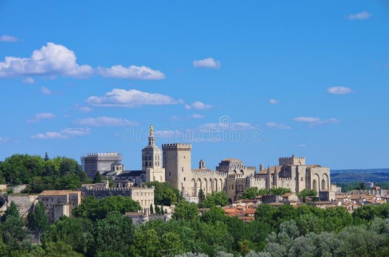 Download Avignon zdjęcie stock. Obraz złożonej z francja, miasteczko - 28561118