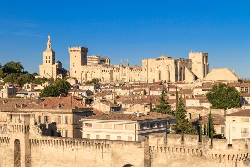 Avignon en Provence photos stock