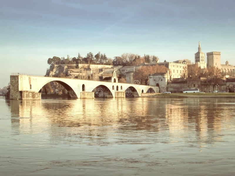 Avignon, France photo libre de droits