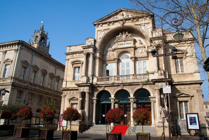 Avignon Theatre stock photos