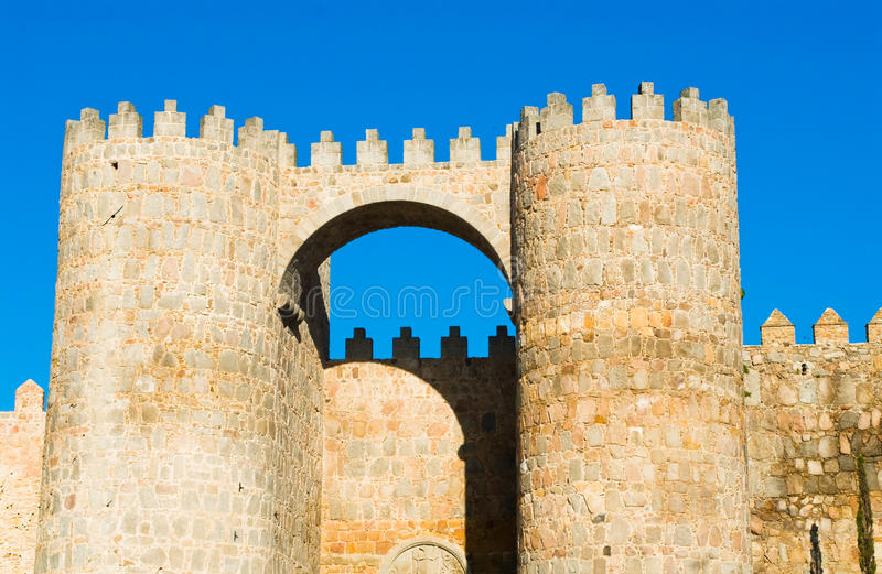 Download Avila stock image. Image of varios, spain, fortress, fort - 28248419