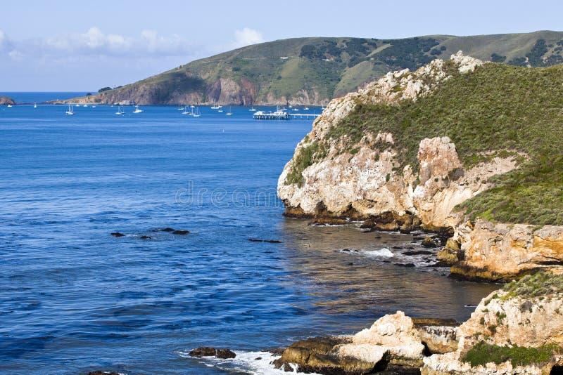 Download Avila Bay Cliffs stock photo. Image of boat, beach, cliff - 14193670