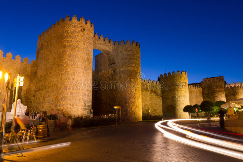 Download Avila stock photo. Image of cityscape, unesco, history - 31794956