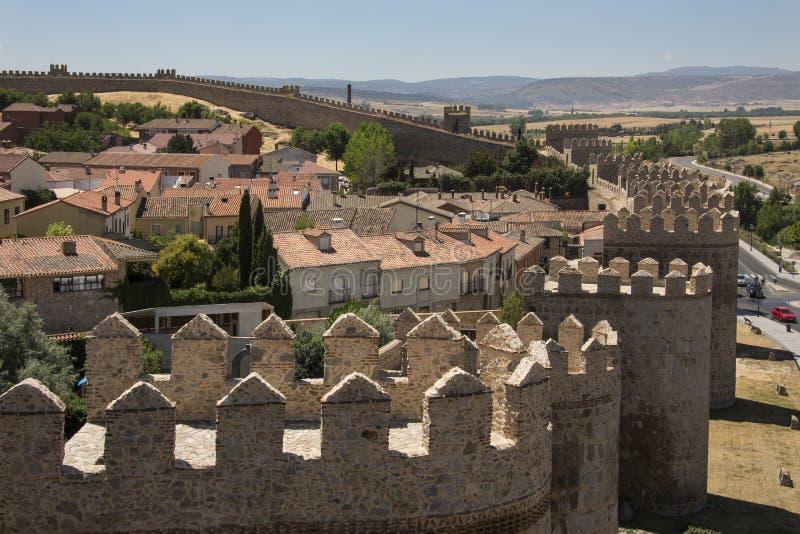 Download Avila - Spain stock photo. Image of travel, spain, defense - 26611574