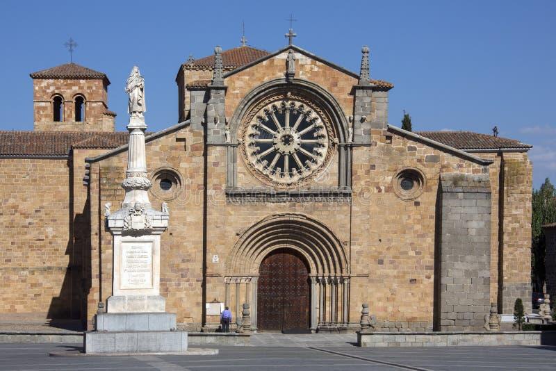 Download Avila - Spain stock photo. Image of church, avila, religious - 27778538