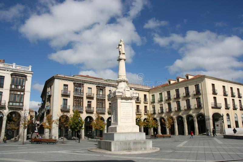 Avila, Spanje stock foto