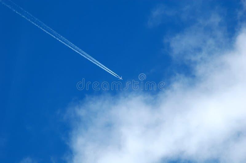 Avion à réaction photo stock
