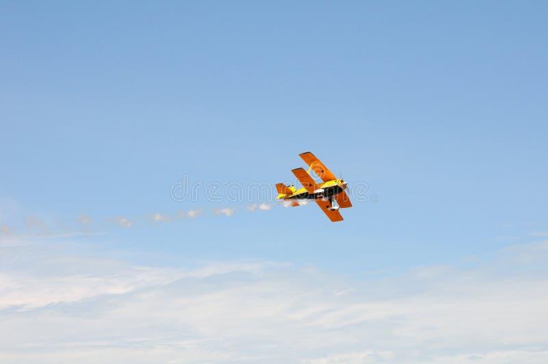 Avion à télécommande photos stock
