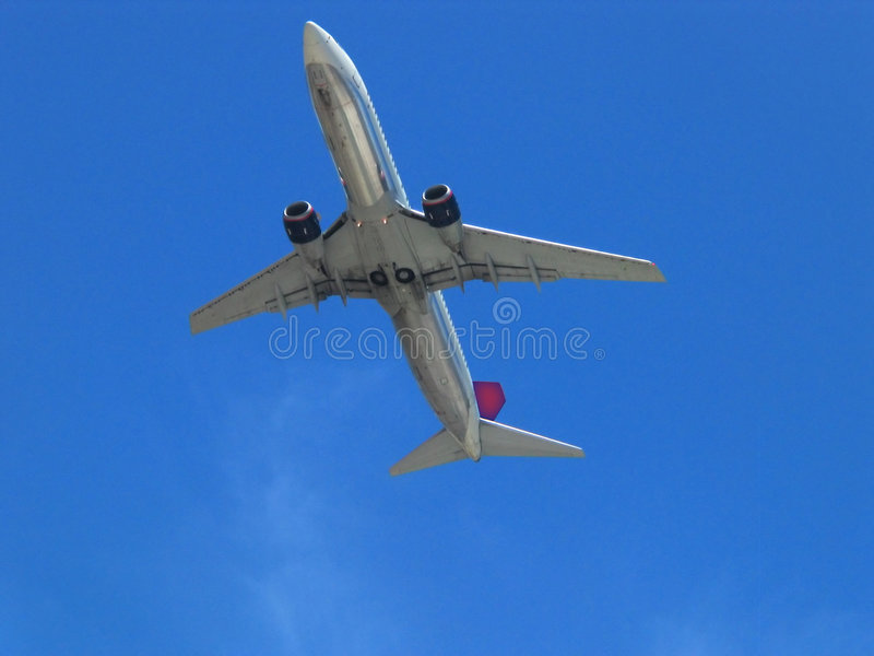 Avion photographie stock