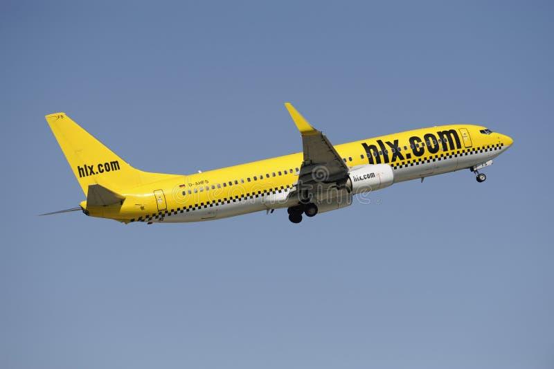 Avion BOEING 737 image stock
