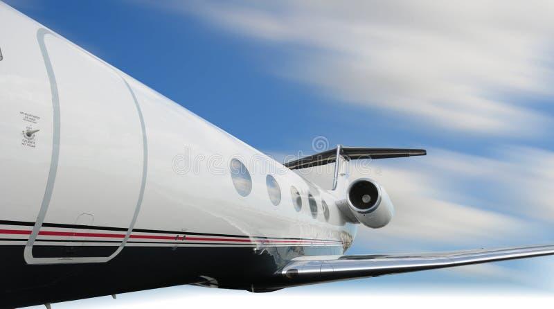 Avion d'avion à réaction photos stock