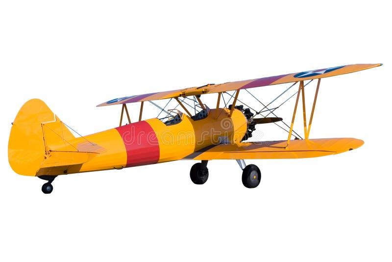 Avion de Bi photos stock