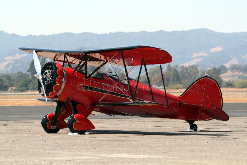 Avion de Bi image libre de droits