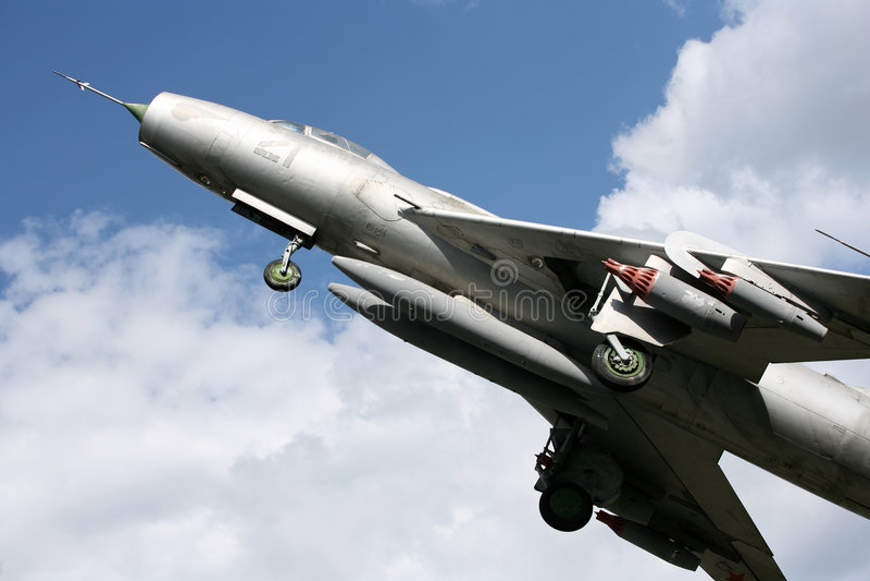 Avion de guerre photos stock