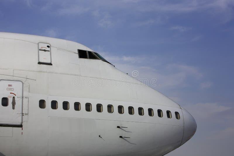 Avion de ligne de passager photos libres de droits