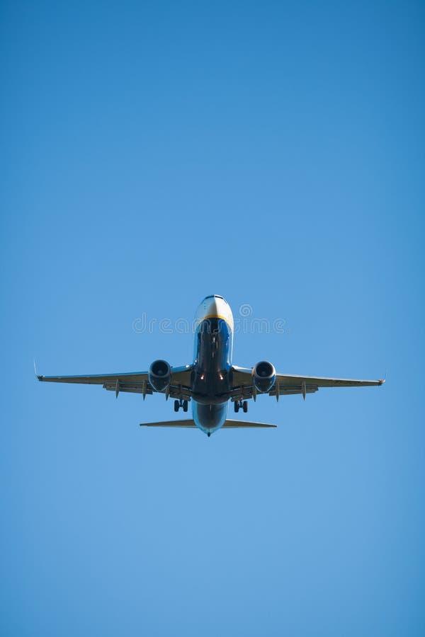 Avion de locations images stock