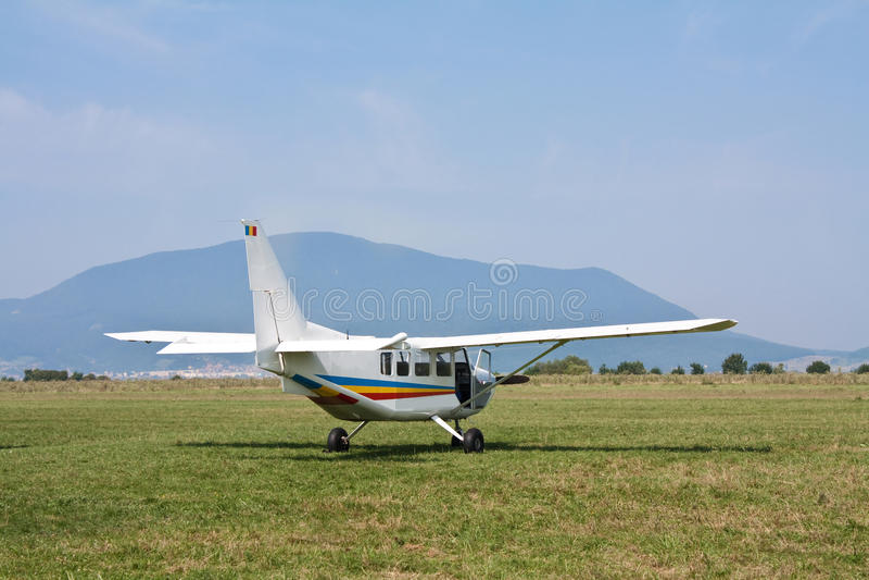 Avion de Paratropper photos stock