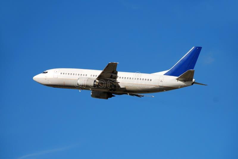 Avion de passager photos libres de droits
