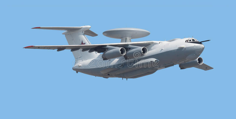 Avion de scout images libres de droits