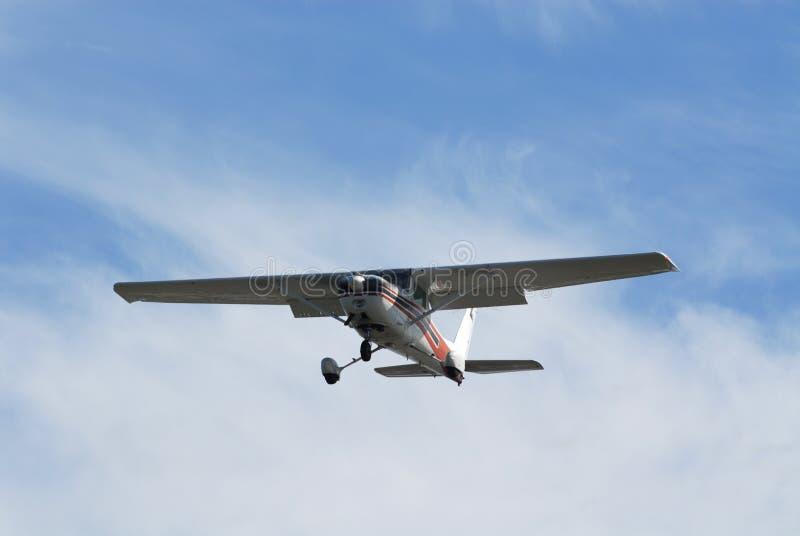 Avion léger image libre de droits