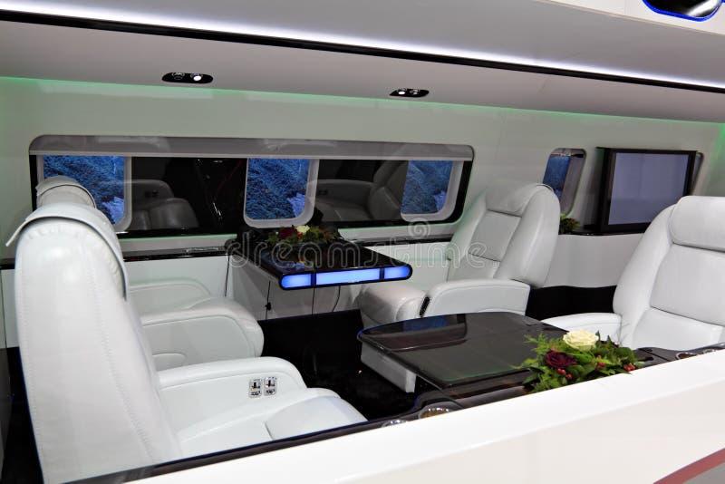 Avion luxueux images stock